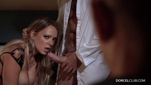 Tiffany Leiddi - In Front Of My Husband 1080p HD Clips