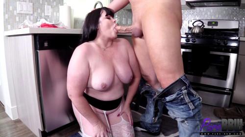 Big booty MILF always gets her way BBW Sex