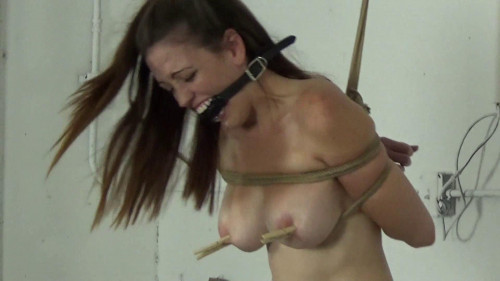 Naked Interrogation! - Scene 1 - Sebrina - Full HD 1080p