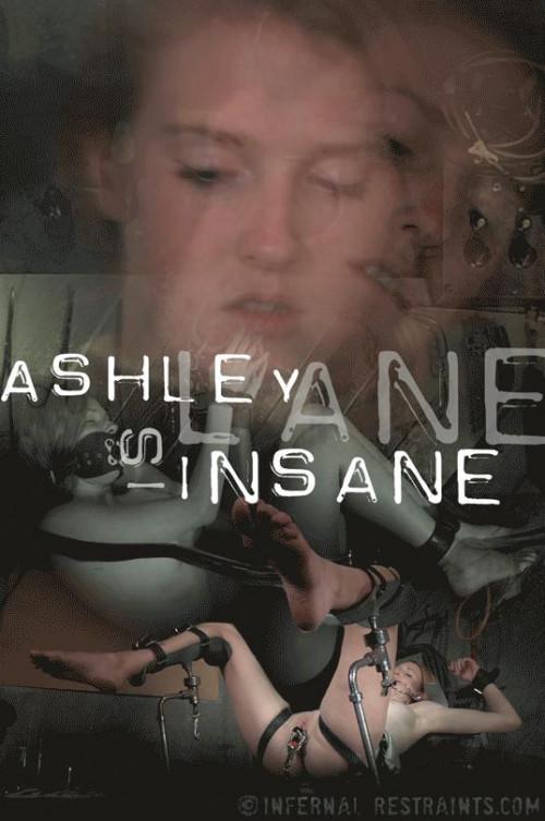 IRestraints - Ashley Lane - Ashley Lane Is Insane