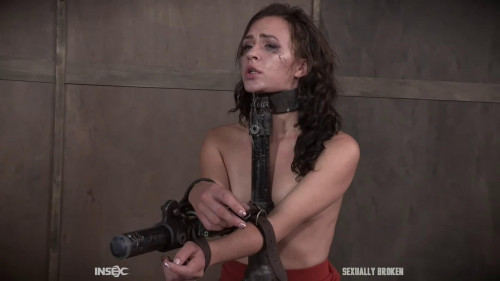 Hard tying, domination and ache for hot slavegirl part 1