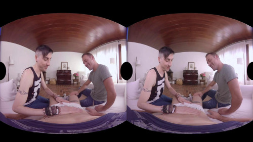 Virtual Real Gay - Hush (Android/iPhone) Gay 3D stereo
