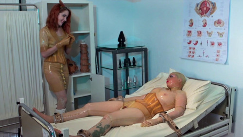 Ultra Latex - In the infatuation clinic part 3