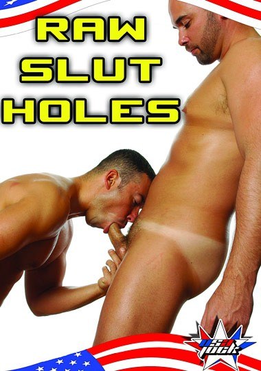 Raw Slut Holes - Tyler Reed, Dominik Rider, Orion Cross