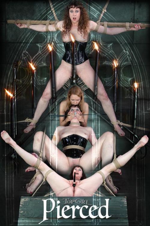 Anna Rose Pierced BDSM