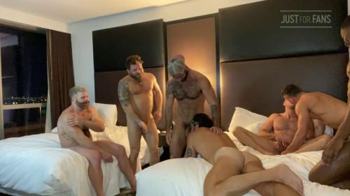 Jake Nicola Orgy Part 6