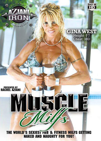 Muscle Milfs (2017) Female Muscle