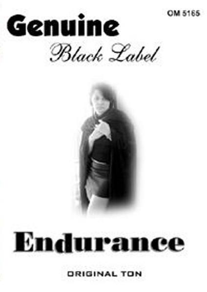 Genuine Black Label - Endurance DVD