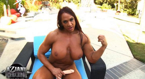 Aziani's Iron Girls Female Muscle