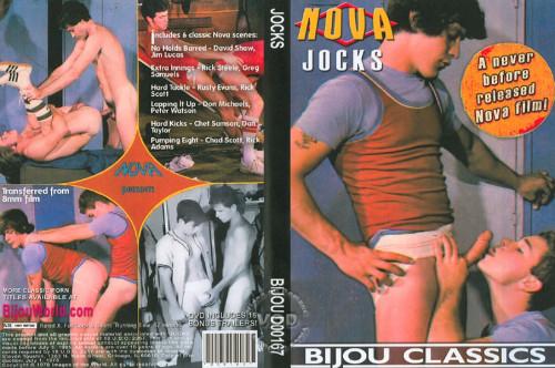 Bareback Jocks (1978) - Rick Steele, Rick Adams, Todd Russell Gay Retro