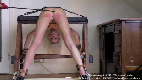 Miss Sultrybelle - You Will Suffer For Him
