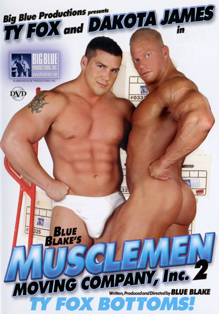 Musclemen Moving Company, Inc. vol.2