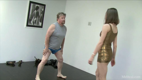 Ballbusting Collection Part Seven Femdom and Strapon