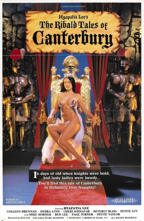 The Ribald Tales Of Canterbury (1985) - Hyapatia Lee, Colleen Brennan Vintage Porn