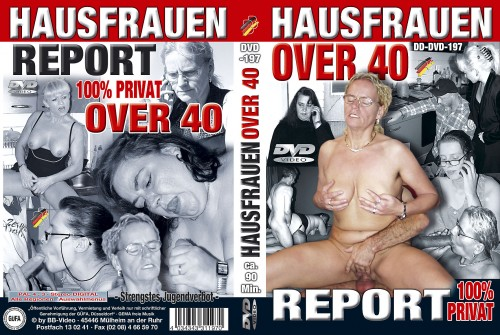 Hausfrauenreport Over 40