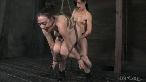 Uncaging Dixon's Inner Squirt BDSM