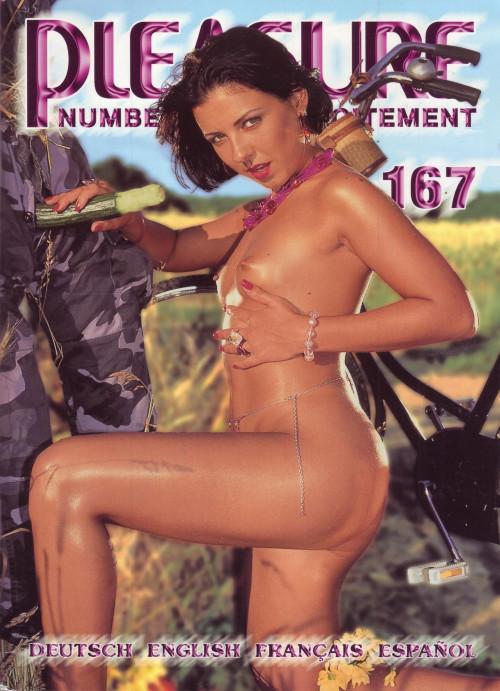 Pleasure vol 165,166,167 Magazines