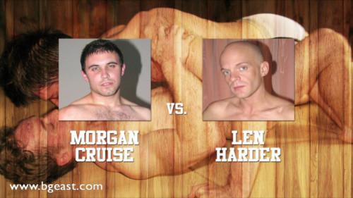 BG East Wrest;leshack 18 - Morgan Cruise vs Len Harder