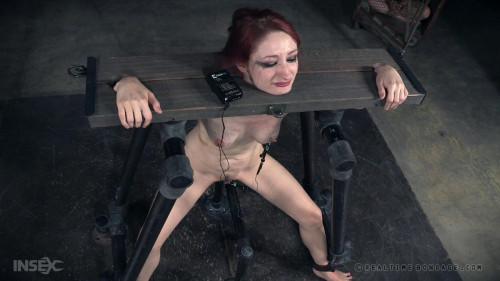 Violet Faces Her Final Scenes BDSM