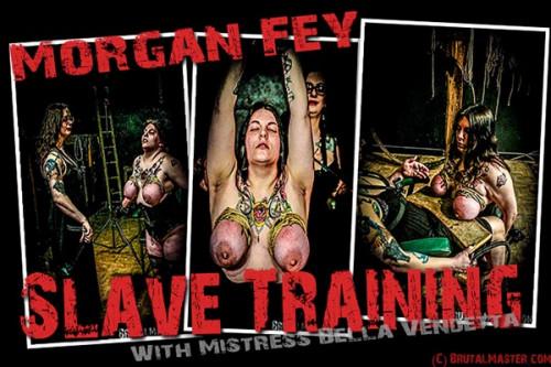 Morgan Fey - Slave Training