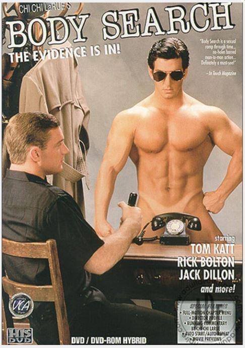 Chi Chi Larue - Body Search (1995) Gay Retro