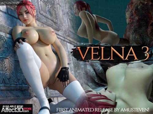 Velna - Vol. 3 (2016/1080p) 3D Porn