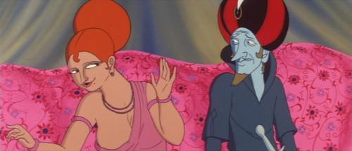 One Thousand and One Arabian Nights Cartoon Porn