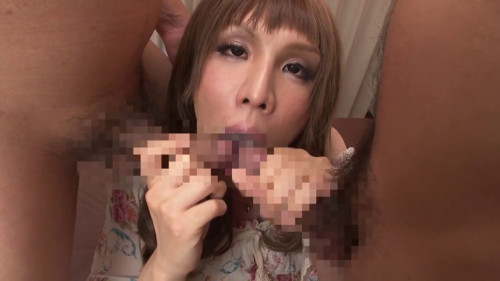 Beauty-Dressing Men's vol.7 Miharu SheMale