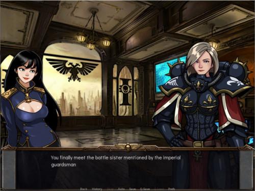 Inquisitor Trainer Hentai games