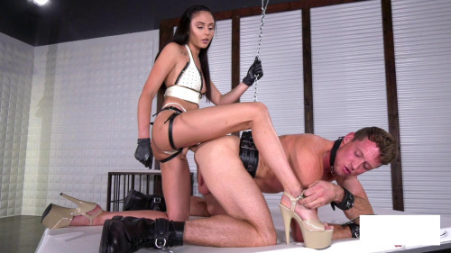 Girl Cock Femdom and Strapon