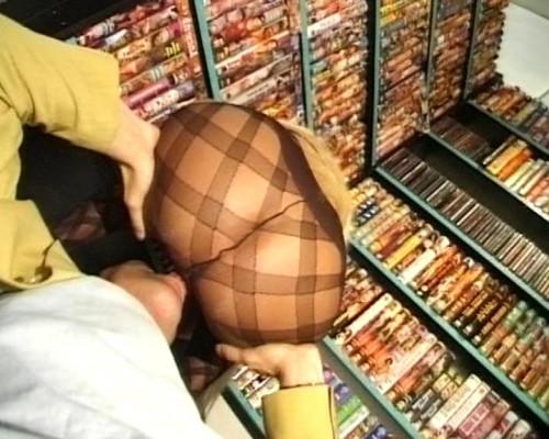 DVD Store Perversions