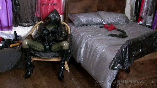 My Love Of Plastic & Rubber - Part 2 - Full HD 1080p BDSM Latex