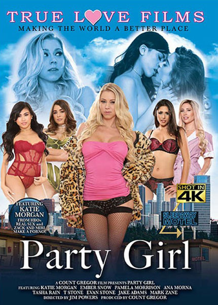 Party Girl (2018) Full-length films