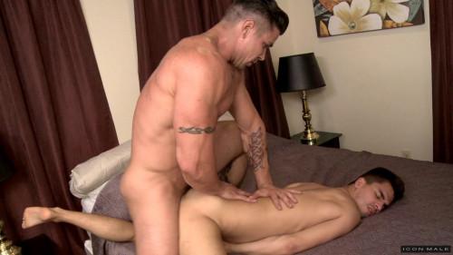 Icon Male - Ludo Sander, Trenton Ducati - 1080p Gay Clips