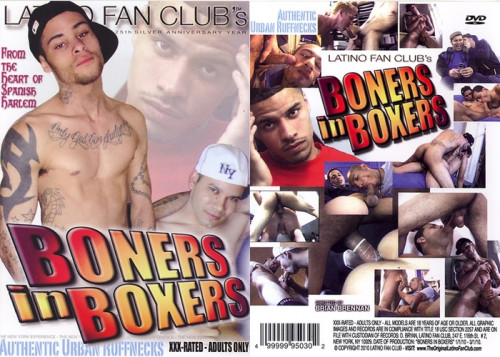 Boners in Boxers Gay Full-length films