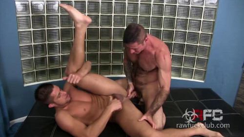 Raw Fuck Club - Nick Moretti and Dylan Saunders Gay Clips