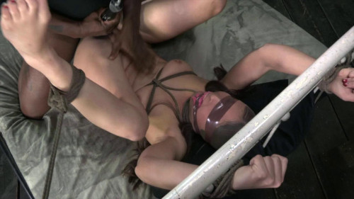 SexuallyBroken - Cutie Casey Calvert strictly bound... November 18, 2013 BDSM