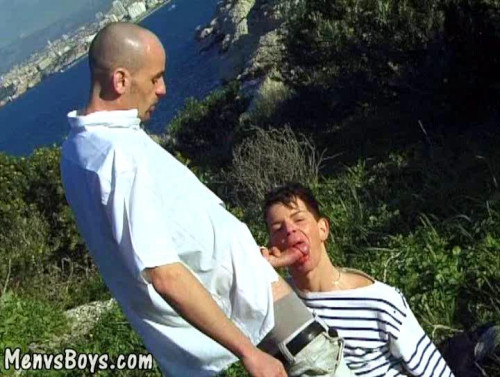 Outdoor Gay Sex Adventure Of A Hot Young Seducer