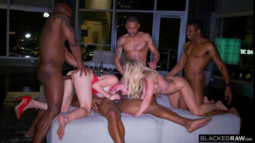 Cory Chase, Brandi Love Sex Orgy