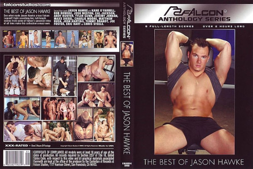 Falcon Anthology Series - Best of Jason Hawke Gay Retro
