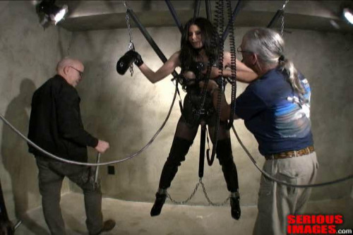 Ashley Renee And The Creature Outtakes BDSM