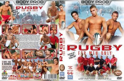Rugby For Men Only - Enrico Belaggio, Lucio Maverick, Rod Stevens