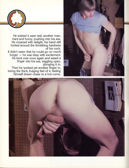 Gay Vintage Hardcore Magazines (Vol.A-G, Total 714 issues) Gay Pics