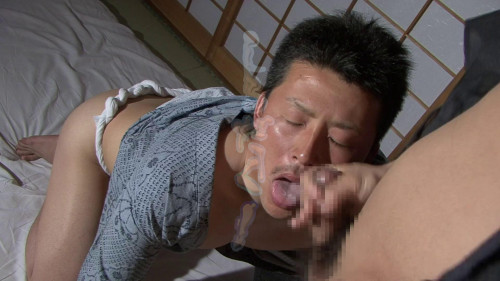 Men-Men 48 Sex Techniques - White - part 2 of 2 Gay Asian