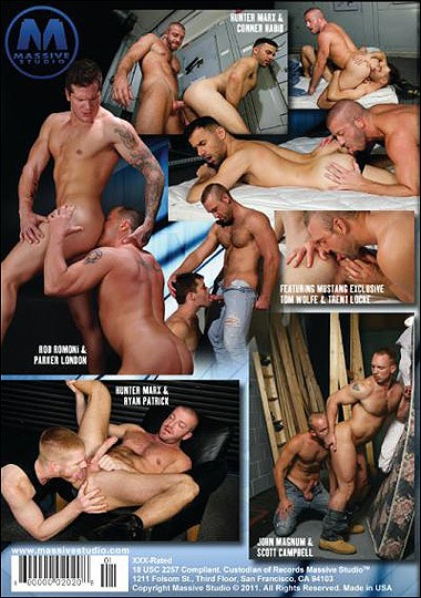 Men of Massive Studio Volume 20 Lick-Ass