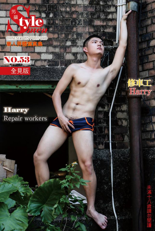 Harry - Repair Workers Gay Pics