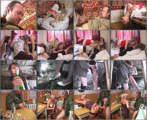 Country lad with grief Russian Sex