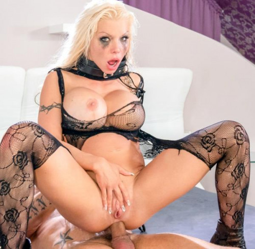 Barbie Sins - Take it all Good girl FullHD 1080p Blondes