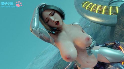 Angelita by Amusteven - Full HD 1080p 3D Porno