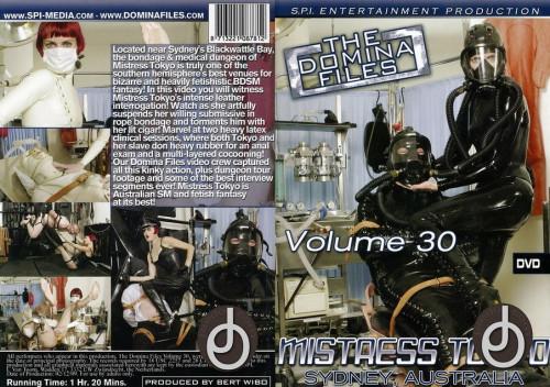 The Domina Files Vol. 30 BDSM Latex